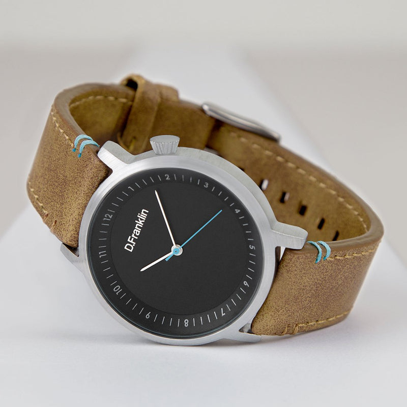Borneo Silver-Black/Brown