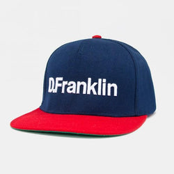 D.Franklin Snapback Real Navy