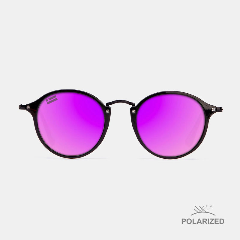 Roller Black / Purple Polarized