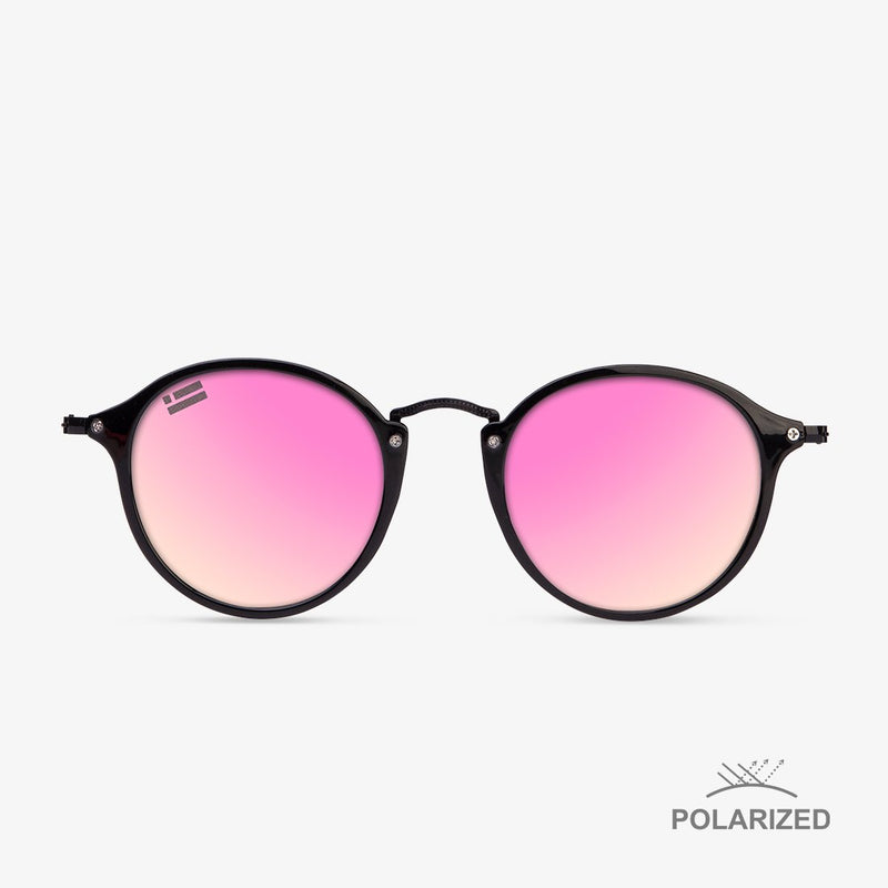 Roller Black / Pink Polarized