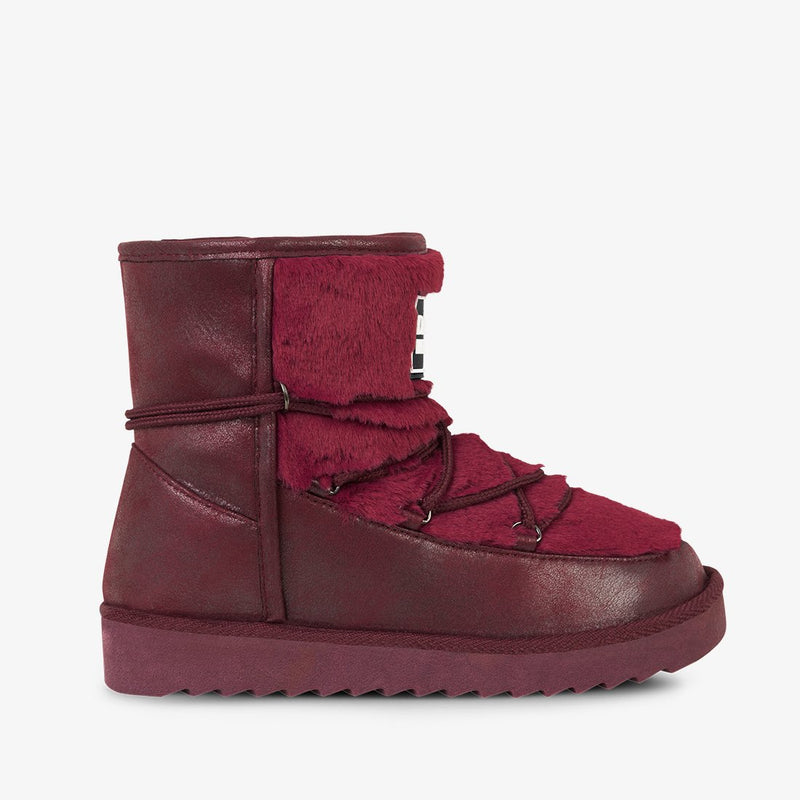 Nordic Low18 Fur Bourdeaux