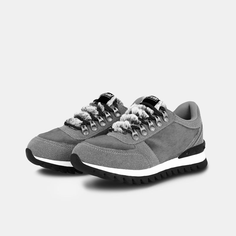 Athletic V.2 Fur Grey