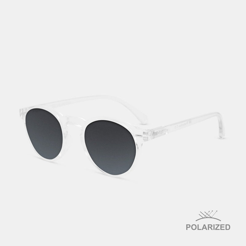 Ultra Light Trans / Black Polarized
