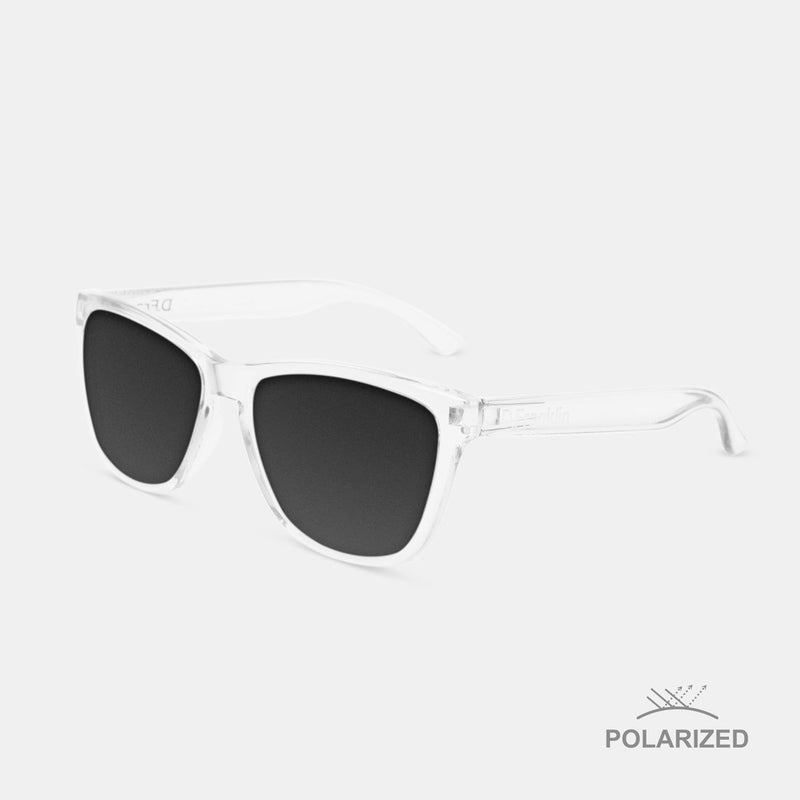 Roosevelt Trans / Black Polarized