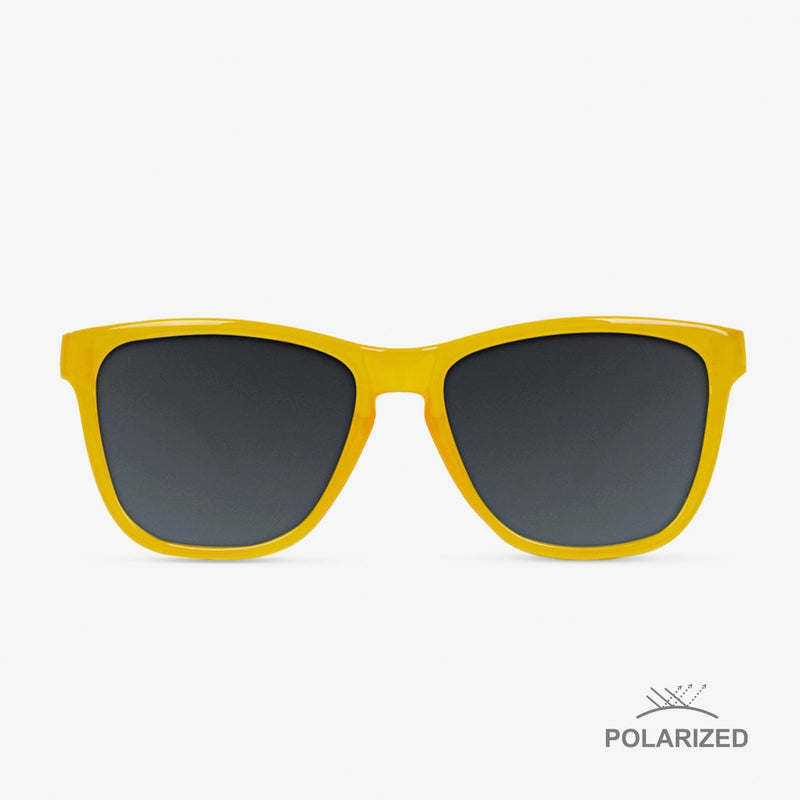 Roosevelt Amber / Black Polarized