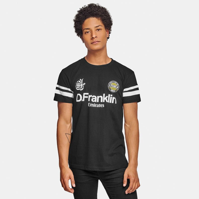 Emirates Black Tee