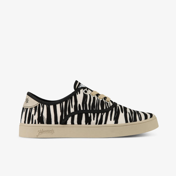 Mercredy Atlantic R-Canvas Zebra / Peanut