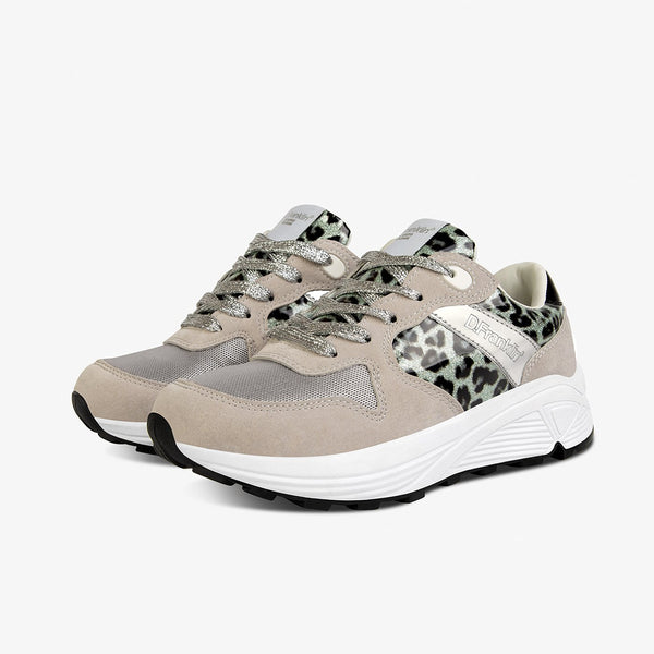 Spark Silver / Leopard