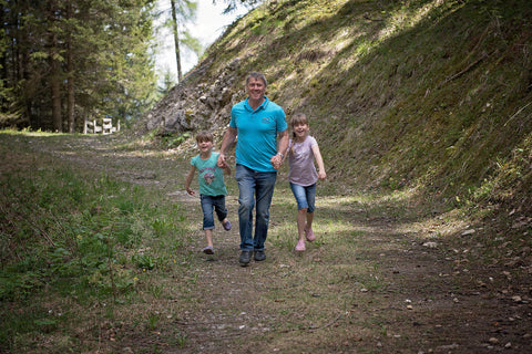 Hiking With Kids and Staying Active as a Family