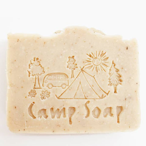 Camp Bar Soap 5oz