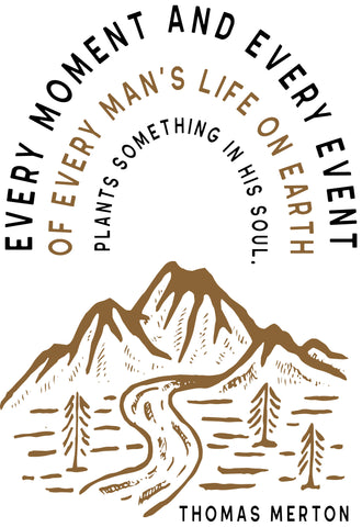 Every Moment and Every Event Thomas Merton digital download