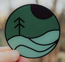 Load image into Gallery viewer, Wanderer Logo Sticker