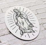 Our Lady of Guadalupe Stickers
