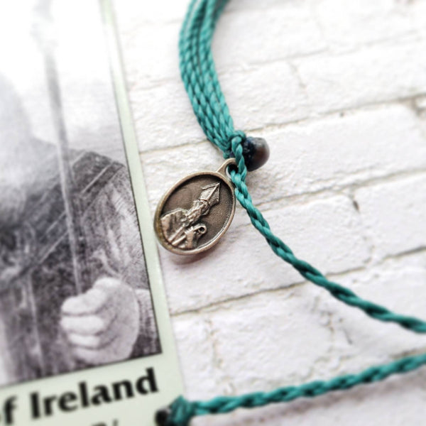 Wanderer Companion Bracelet | Saint Patrick of Ireland, Free Shipping USA