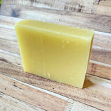 Franciscan Peacemaker's Lemon Verbena Bar Soap 4.5oz side angle