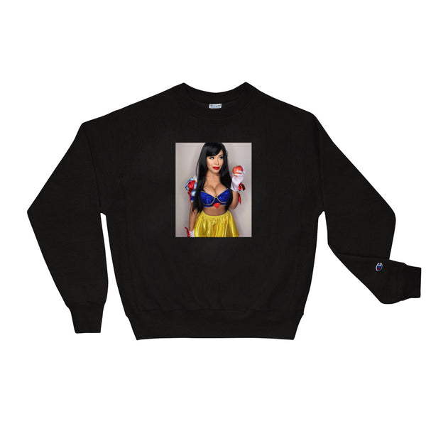 Snow White Champion Sweatshirt