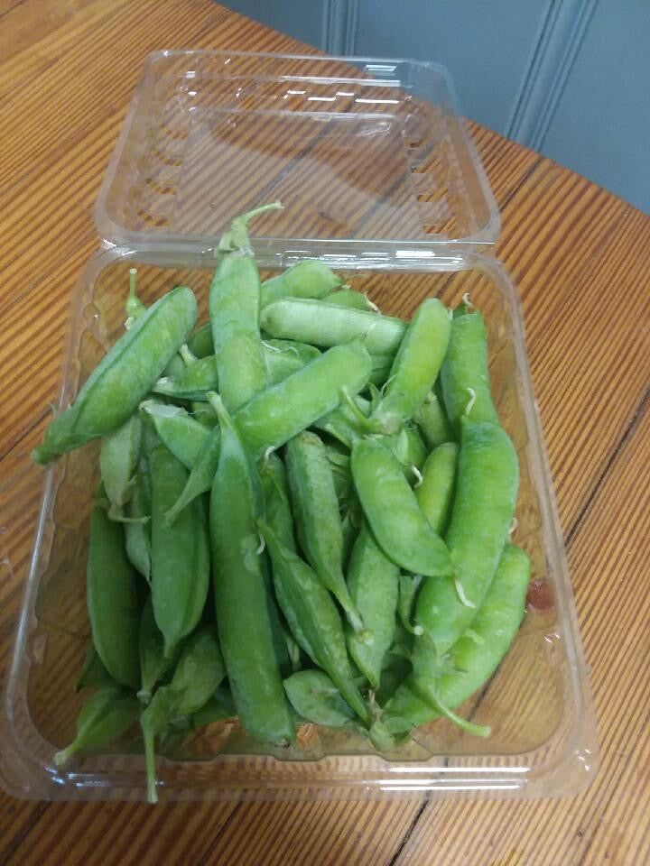 Stir Fry English Pea Pods