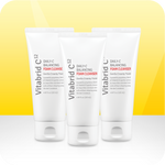 Daily C Facial Cleanser Trio Set