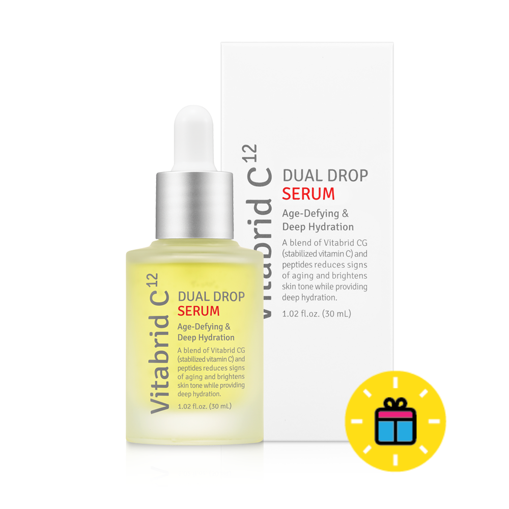 Vitabrid C¹² Dual Drop Serum