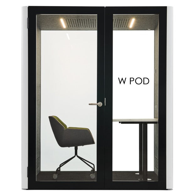 W-POD   SINGLE PERSON WORK POD   (650kg Net weight)