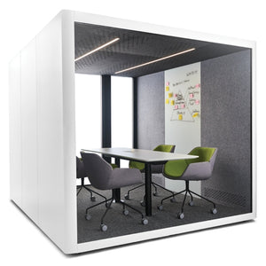 M-POD   2-10 PERSON MEETING OFFICE POD   (1,300kg Net weight)