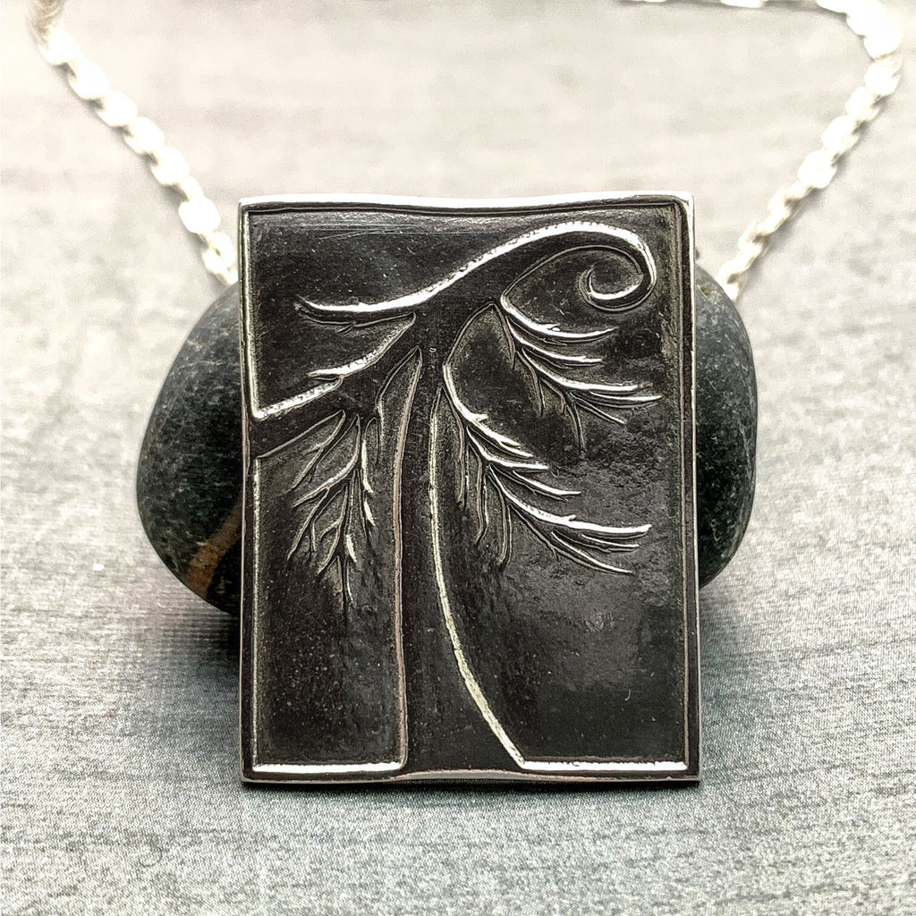 Spooky Tree Necklace
