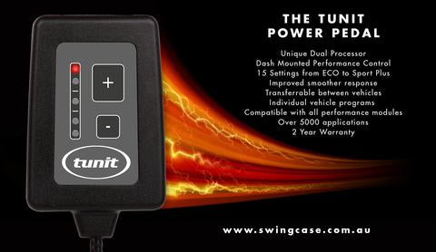 Tunit Power Pedal - Mazda BT-50 2012 - Current