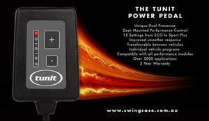 Tunit Power Pedal - Nissan Navara 2016 - Current