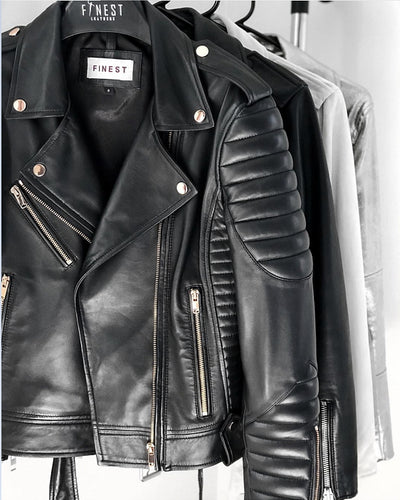 How to store a Real Leather Jacket