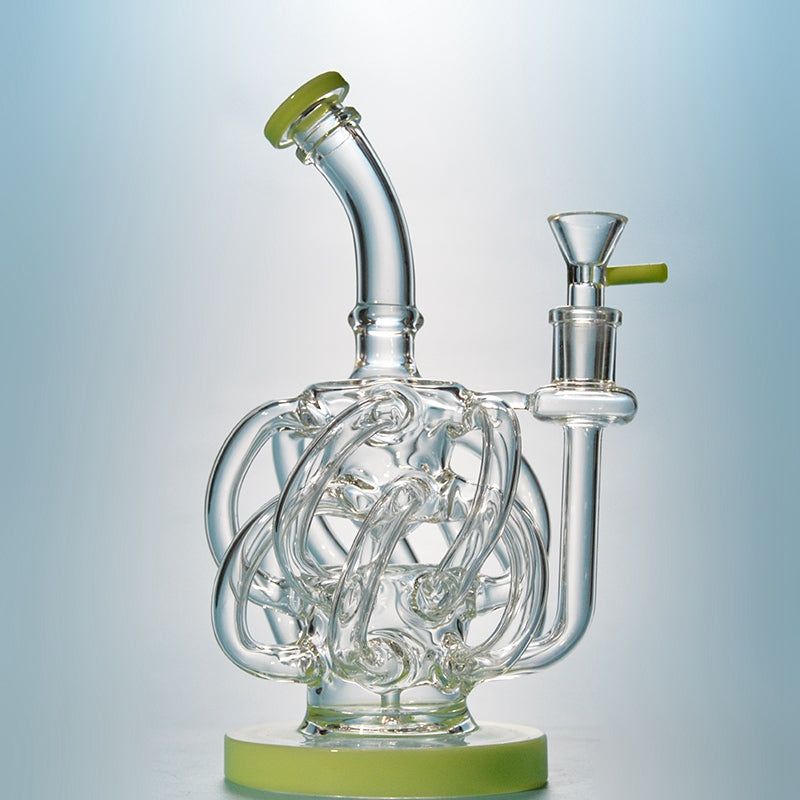 The Super Vortex Bong.