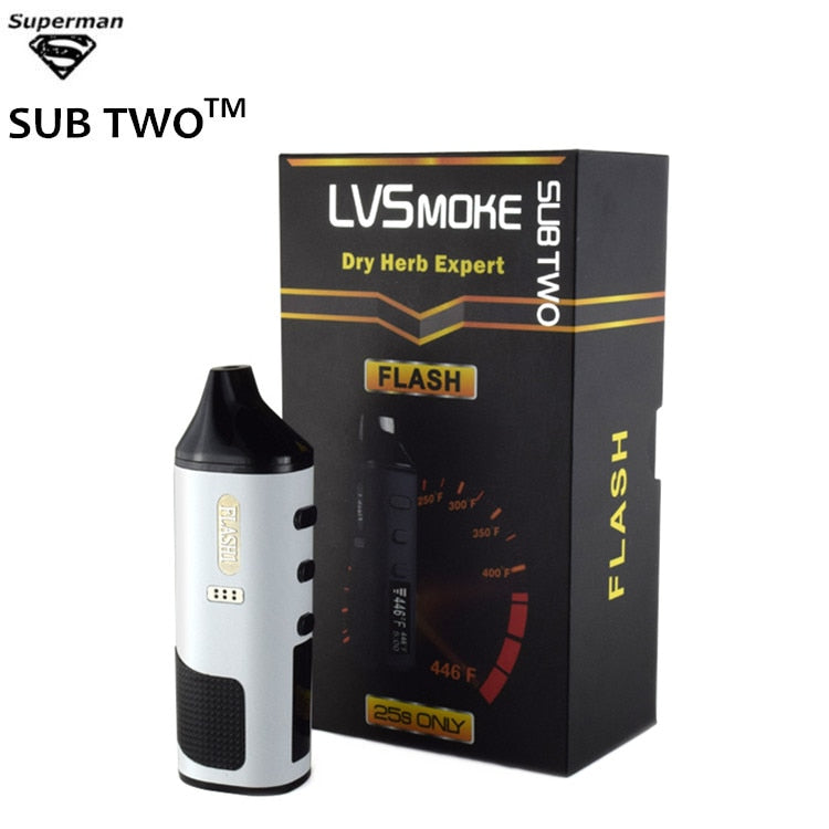 Subtwo Flash Dry Herb Kit