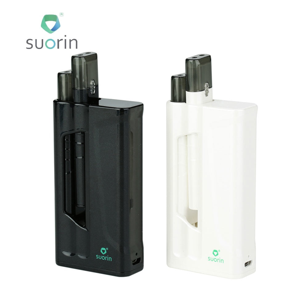 * MAJOR DEAL:*  Suorin IShare Starter Kit with 1400mAh Power Bank &  Twin E-Cigs