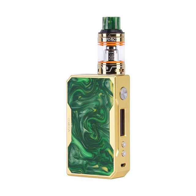 VOOPOO DRAG 157W TC Kit with 157W VOOPOO DRAG MOD & UFORCE Tank