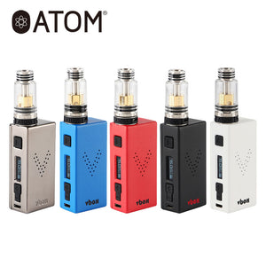 AtomVapes V-BOX TC Kit with Metropolis Mini Tank .