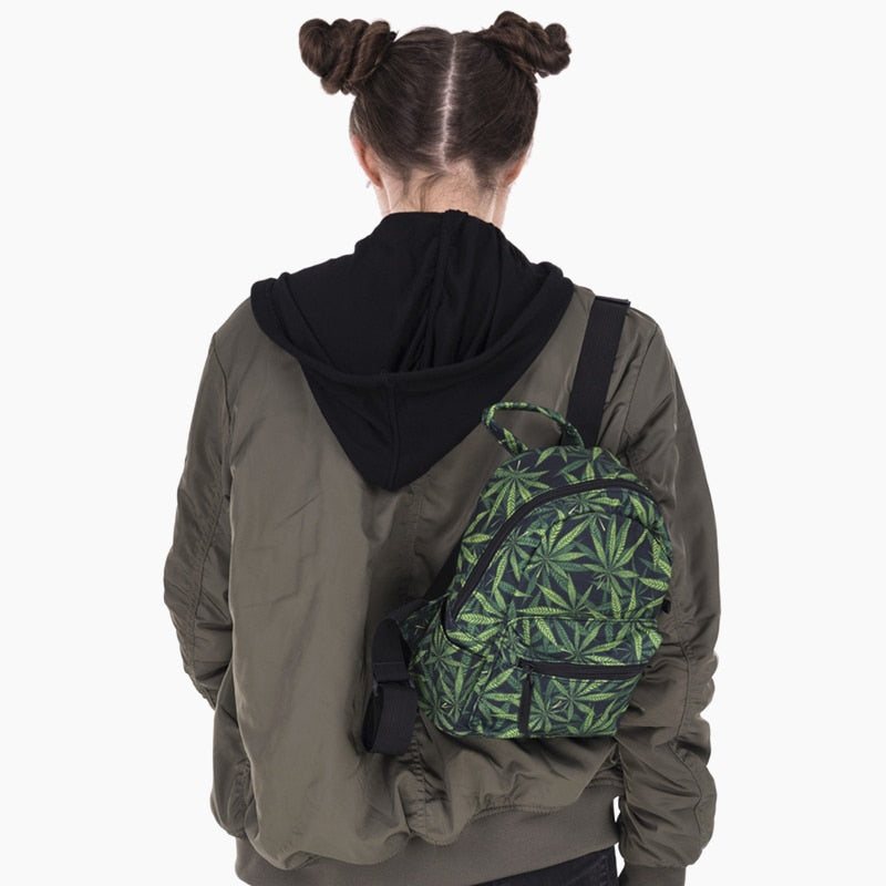Weedleaf Backpack