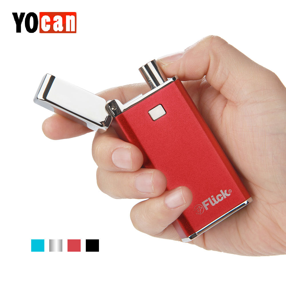 Yocan Flick 2-in-1 Vape Kit