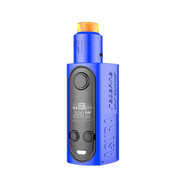 Hugo Vapor Asura 2-in-1 TC Squonk Kit