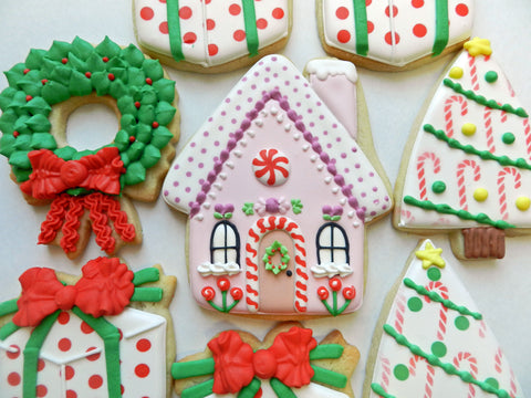 Flour Box Bakery Day 4 Of Cookie Videos How To Decorate A
