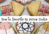 Arrow Cookie