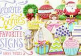 Celebrate with Cookies Decorating Class Trailer