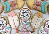 Dreamcatcher Cookie