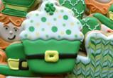 Irish Cupcake Cookie