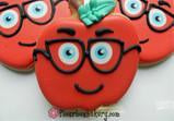 Nerdy Apple Cookie