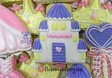 Princess Castle Cookie