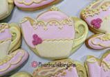 Teapot Cookie