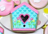 Birdhouse Cookie