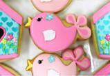 Cute Bird Cookie