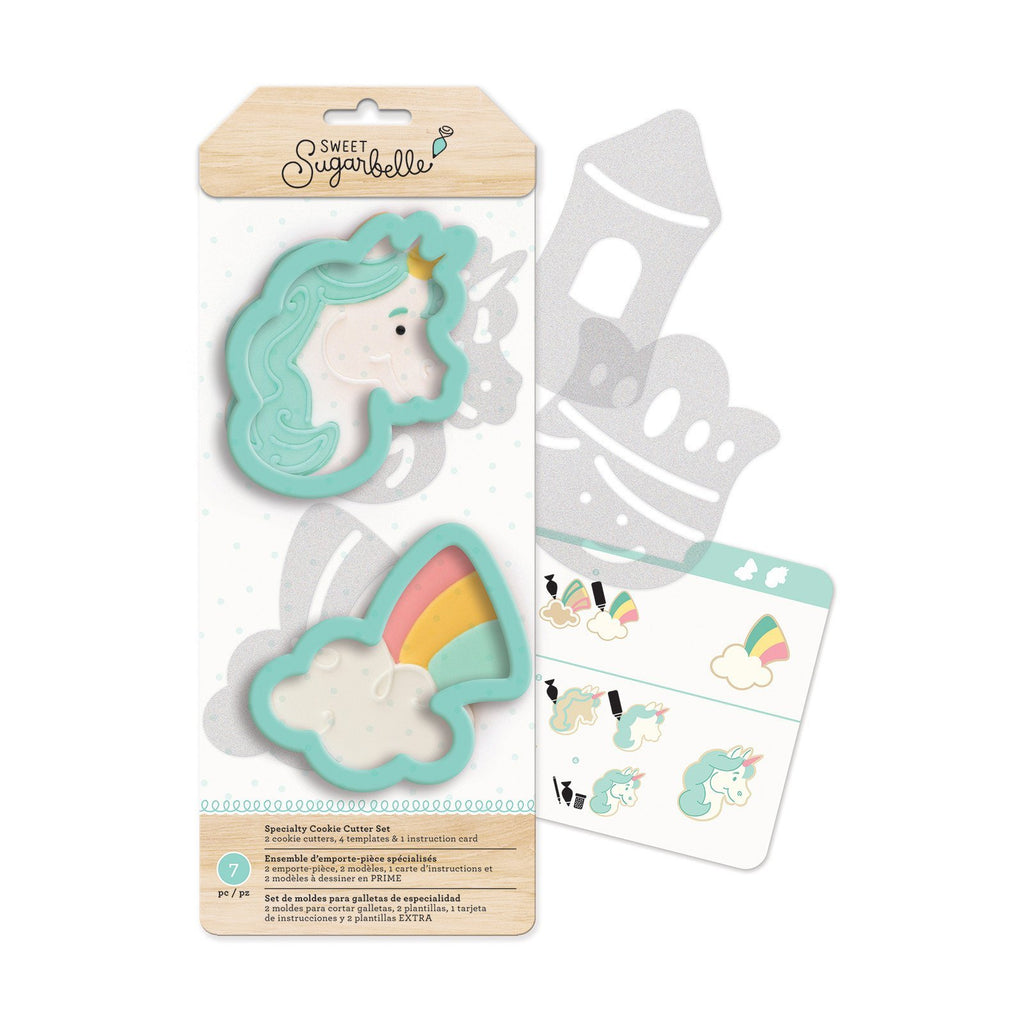 Enchanted Cookie Cutter Sugarbelle Set
