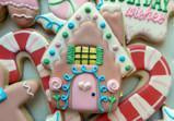 Gingerbread House New Cookie