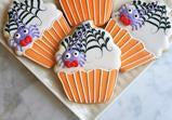 Not-So-Spooky Cupcake Cookie